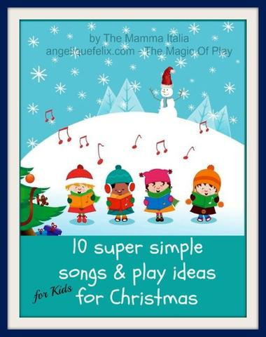 10 short videos brought to you by the mamma italia to inspire you to sing and play lots during the holidays - Super Simple Songs Christmas